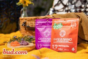 Kanha Cannabis Infused Gummie Treats
